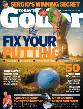 Today's Golfer Jul 2017