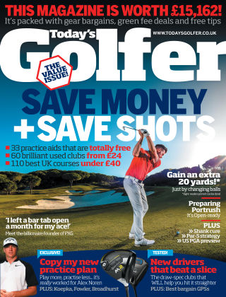 Today's Golfer Aug 2017