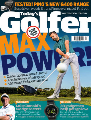 Today's Golfer Sept 2017