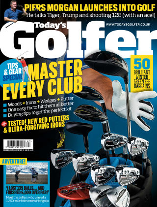 Today's Golfer Dec 2017