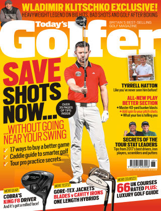 Today's Golfer Jan 2018