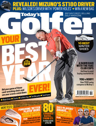 Today's Golfer Feb 2018