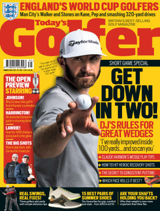 Today's Golfer Summer Issue 2018