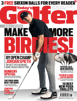 Today's Golfer Aug 2018