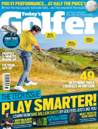 Today's Golfer Sep 2018