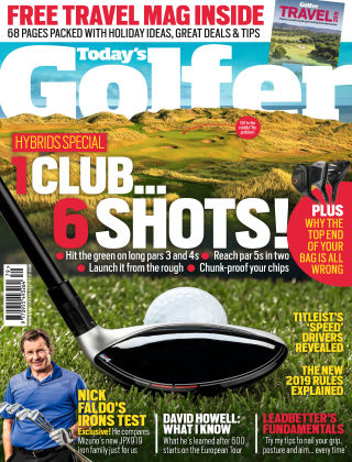 Today's Golfer Nov 2018