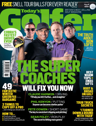 Today's Golfer Jan 2019
