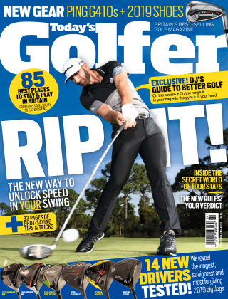 Today's Golfer Issue 384