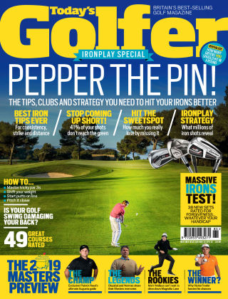 Today's Golfer Issue 385