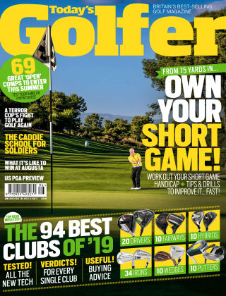 Today's Golfer Issue 386
