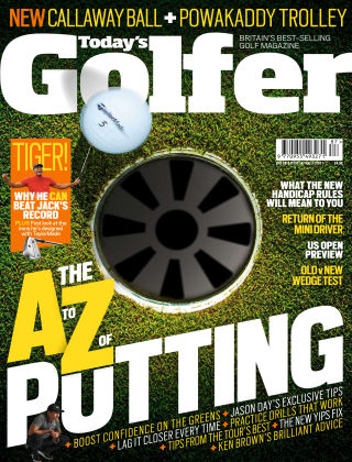Today's Golfer Issue 387