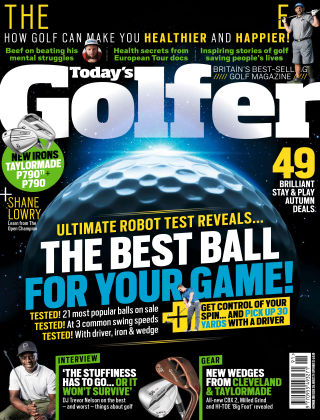 Today's Golfer Issue 391