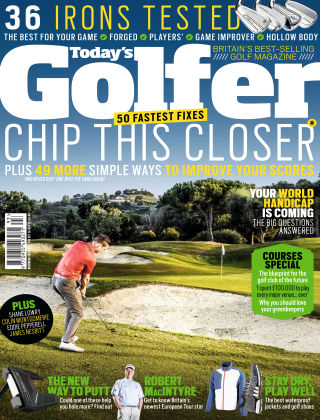 Today's Golfer Issue 393