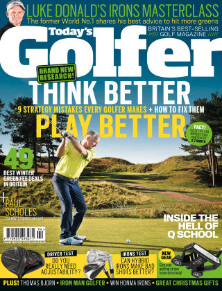 Today's Golfer Issue 394