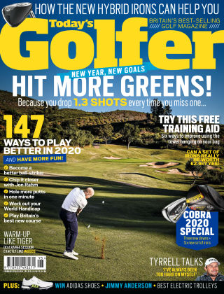 Today's Golfer Issue 395