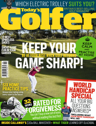 Today's Golfer Issue 399