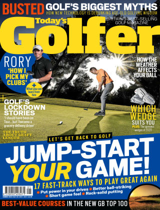 Today's Golfer Issue 401