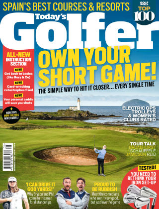Today's Golfer Issue 405