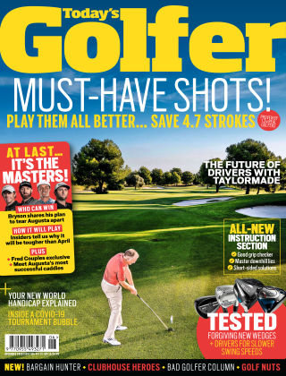 Today's Golfer Issue 406