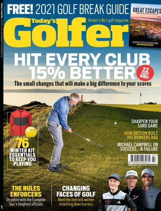 Today's Golfer Issue 407