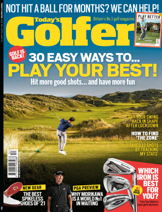 Today's Golfer Issue 412