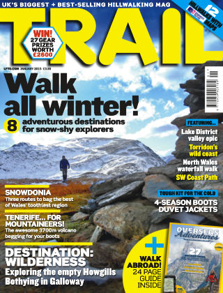 Trail January 2015