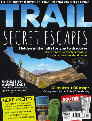 Trail April 2015