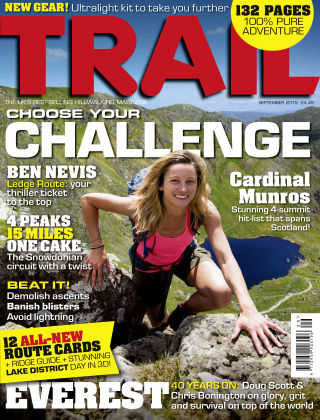 Trail September 2015