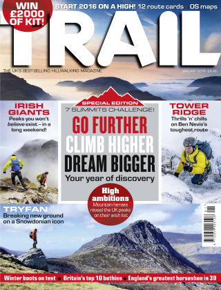 Trail January 2016