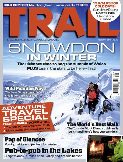 Trail December 31, 2015 00:00