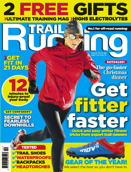 Trail Running November 06, 2014 00:00