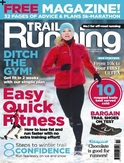 Trail Running January 08, 2015 00:00