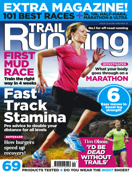 Trail Running March 12, 2015 00:00