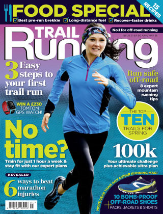 Trail Running Apr-May 2016