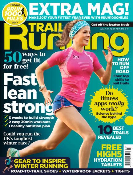 Trail Running January 05, 2017 00:00