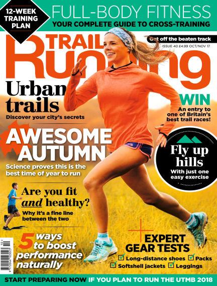 Trail Running September 07, 2017 00:00