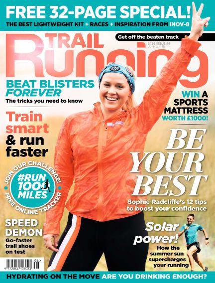 Trail Running May 10, 2018 00:00