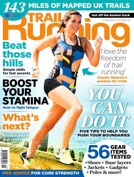 Trail Running September 06, 2018 00:00