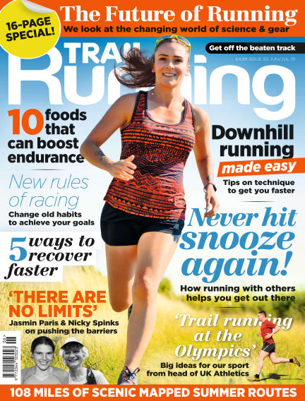 Trail Running May 09, 2019 00:00