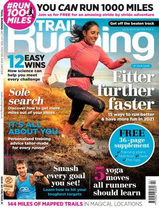Trail Running Feb Mar 2021