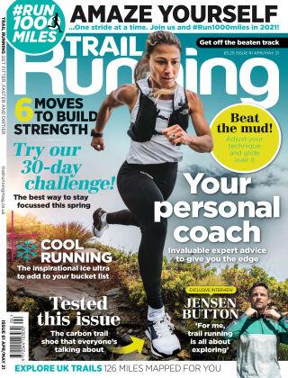 Trail Running April May 2021