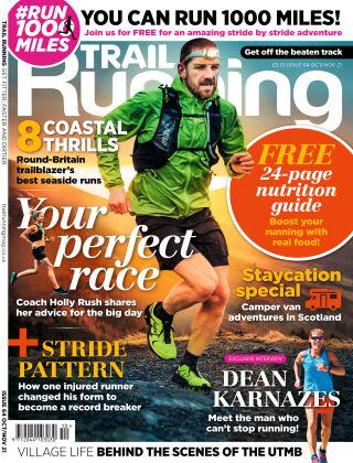 Trail Running OctNov 2021