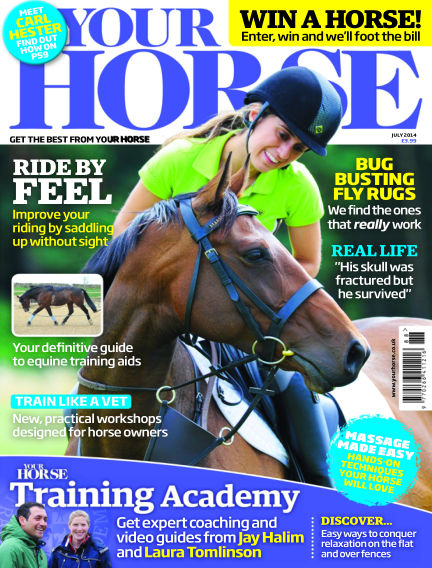 Your Horse June 05, 2014 00:00