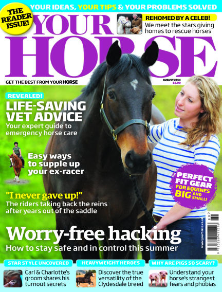 Your Horse July 03, 2014 00:00