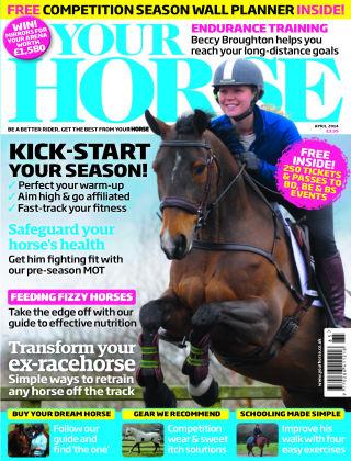 Your Horse April 2014