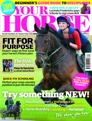 Your Horse June 2014