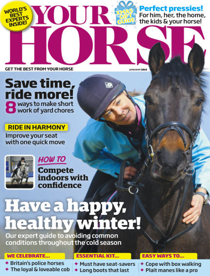 Your Horse November 20, 2014 00:00