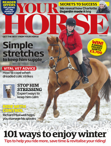 Your Horse January 15, 2015 00:00
