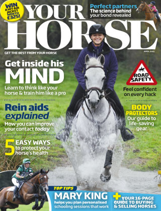 Your Horse April 2015