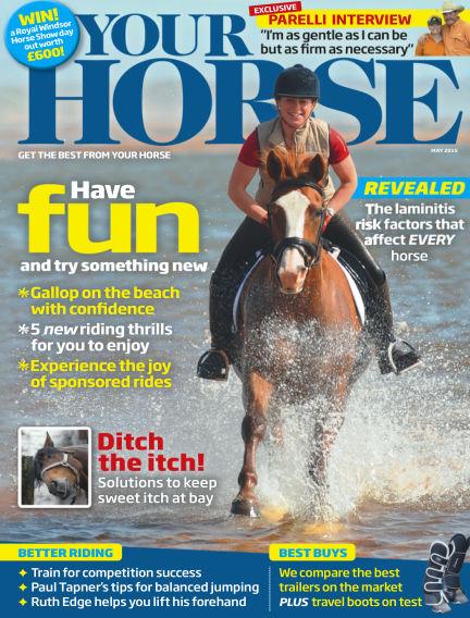Your Horse April 09, 2015 00:00